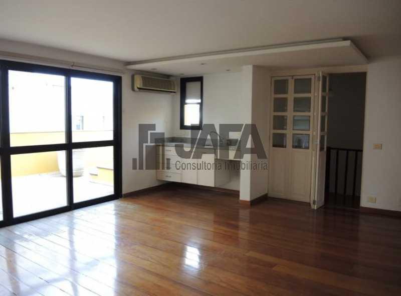 18 - Cobertura 3 quartos à venda Leblon, Rio de Janeiro - R$ 4.800.000 - JA50423 - 19