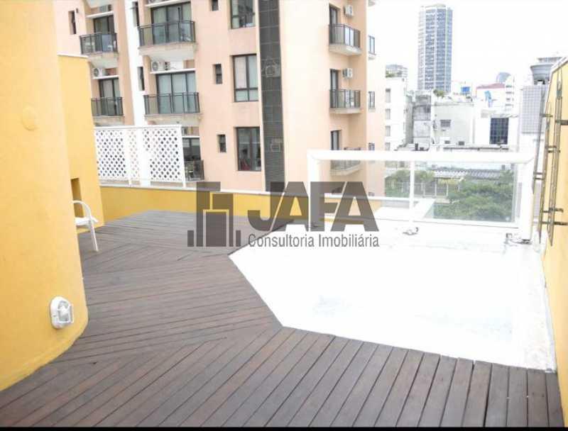 23 - Cobertura 3 quartos à venda Leblon, Rio de Janeiro - R$ 4.800.000 - JA50423 - 24