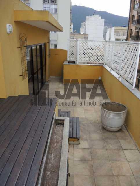 25 - Cobertura 3 quartos à venda Leblon, Rio de Janeiro - R$ 4.800.000 - JA50423 - 26