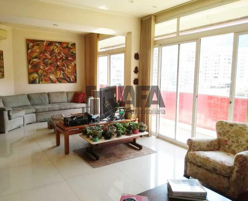 04 - Apartamento 2 quartos à venda Leblon, Rio de Janeiro - R$ 2.190.000 - JA31203 - 5