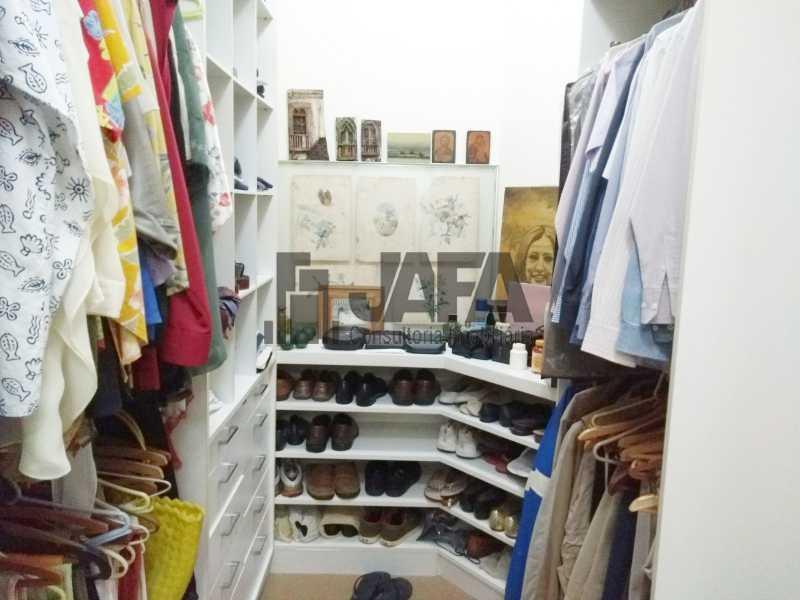 12 - Apartamento 2 quartos à venda Leblon, Rio de Janeiro - R$ 2.190.000 - JA31203 - 13