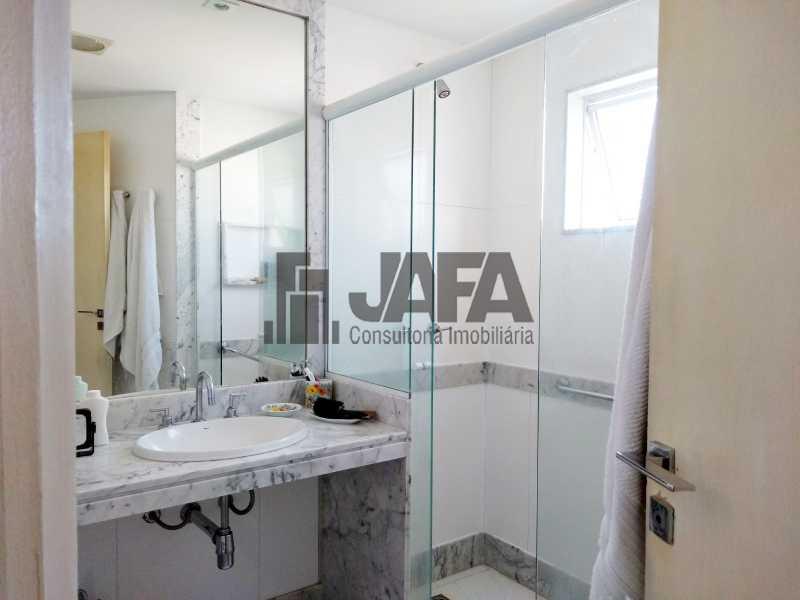 13 - Apartamento 2 quartos à venda Leblon, Rio de Janeiro - R$ 2.190.000 - JA31203 - 14