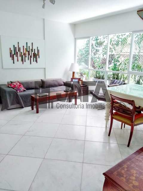 01 - Apartamento À VENDA, Leblon, Rio de Janeiro, RJ - JA31205 - 1