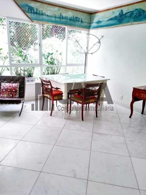 02 - Apartamento À VENDA, Leblon, Rio de Janeiro, RJ - JA31205 - 3