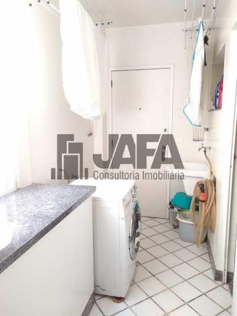 18 - Apartamento À VENDA, Leblon, Rio de Janeiro, RJ - JA31205 - 19