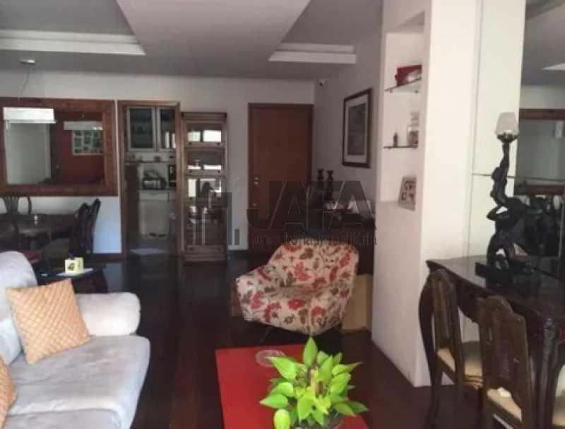 02 - Apartamento Leblon,Rio de Janeiro,RJ À Venda,3 Quartos,110m² - JA31210 - 1