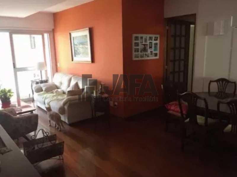 03 - Apartamento Leblon,Rio de Janeiro,RJ À Venda,3 Quartos,110m² - JA31210 - 3