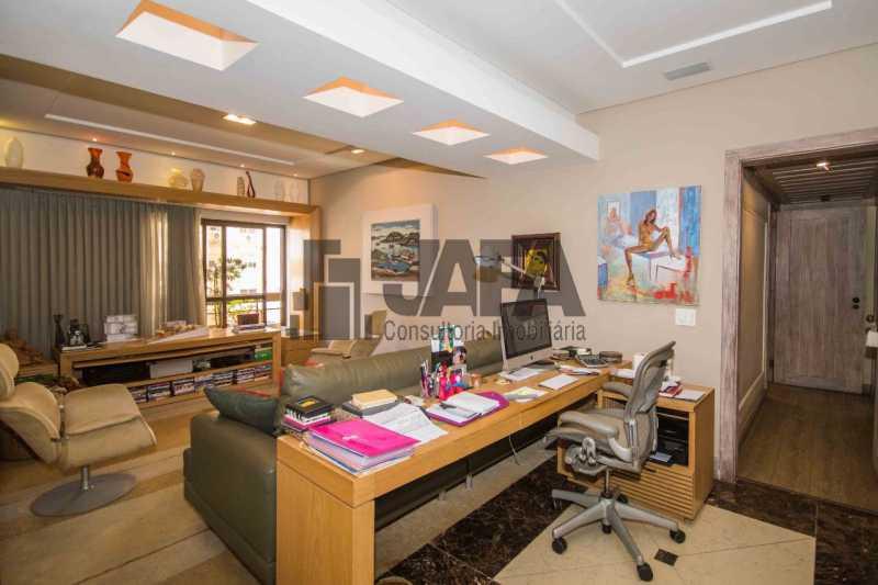 07 - Apartamento Leblon,Rio de Janeiro,RJ À Venda,4 Quartos,326m² - JA40972 - 8