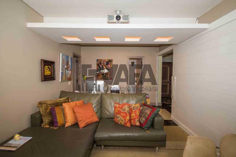 08 - Apartamento Leblon,Rio de Janeiro,RJ À Venda,4 Quartos,326m² - JA40972 - 9