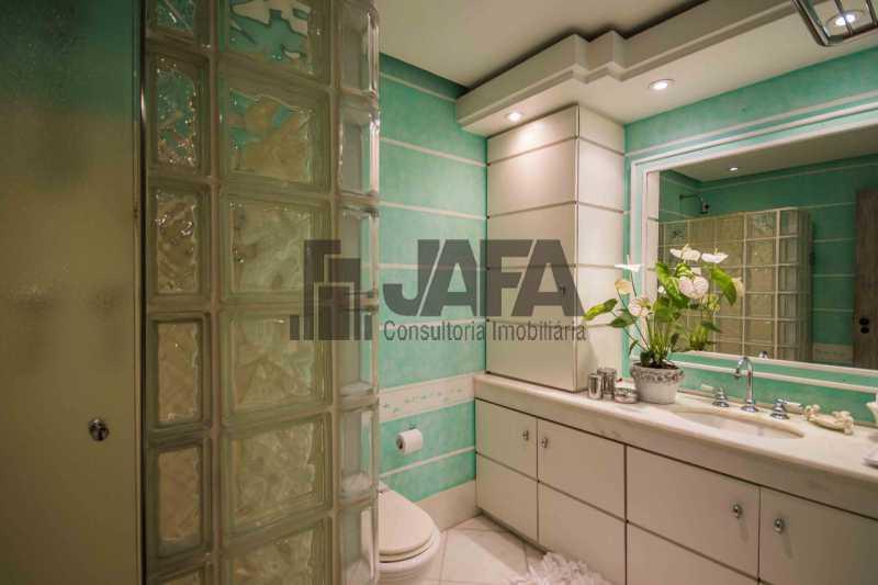 11 - Apartamento Leblon,Rio de Janeiro,RJ À Venda,4 Quartos,326m² - JA40972 - 12