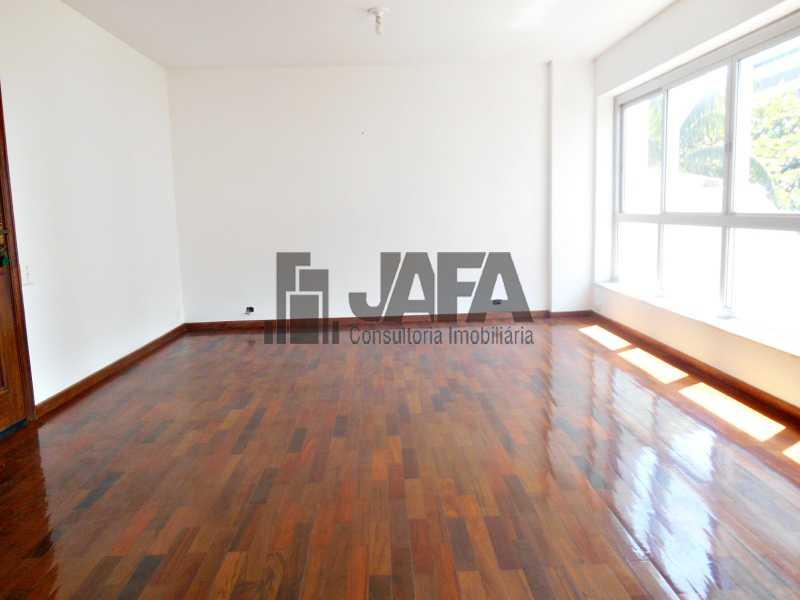 01 - Apartamento À Venda - Leblon - Rio de Janeiro - RJ - JA31215 - 1
