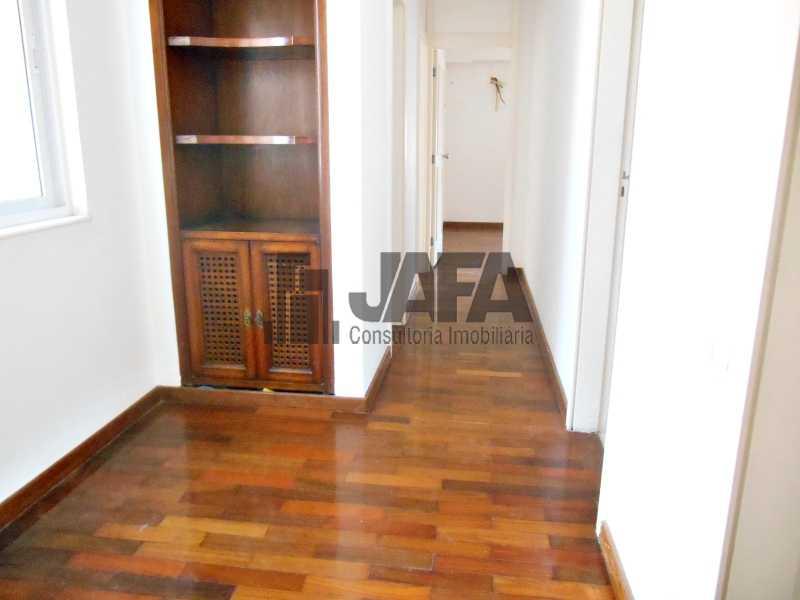 06 - Apartamento À Venda - Leblon - Rio de Janeiro - RJ - JA31215 - 6