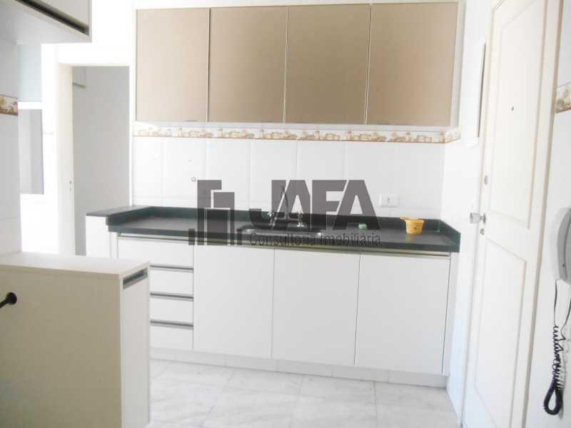 18 - Apartamento À Venda - Leblon - Rio de Janeiro - RJ - JA31215 - 18