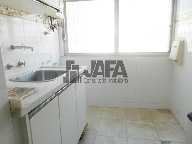 19 - Apartamento À Venda - Leblon - Rio de Janeiro - RJ - JA31215 - 19