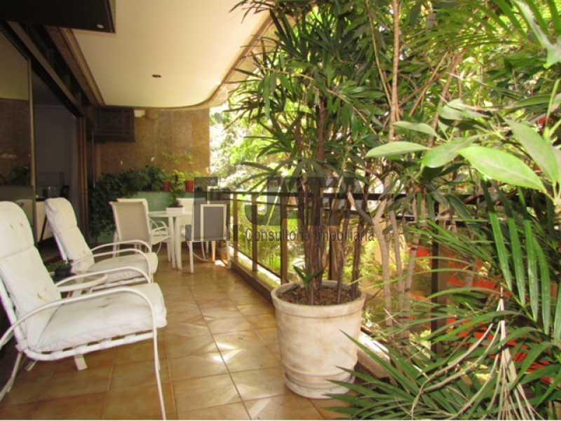 01 - Apartamento Leblon,Rio de Janeiro,RJ À Venda,3 Quartos,256m² - JA40978 - 1