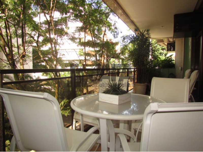 02 - Apartamento Leblon,Rio de Janeiro,RJ À Venda,3 Quartos,256m² - JA40978 - 3