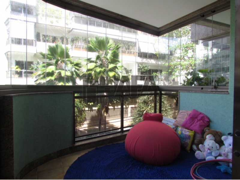 15 - Apartamento Leblon,Rio de Janeiro,RJ À Venda,3 Quartos,256m² - JA40978 - 16