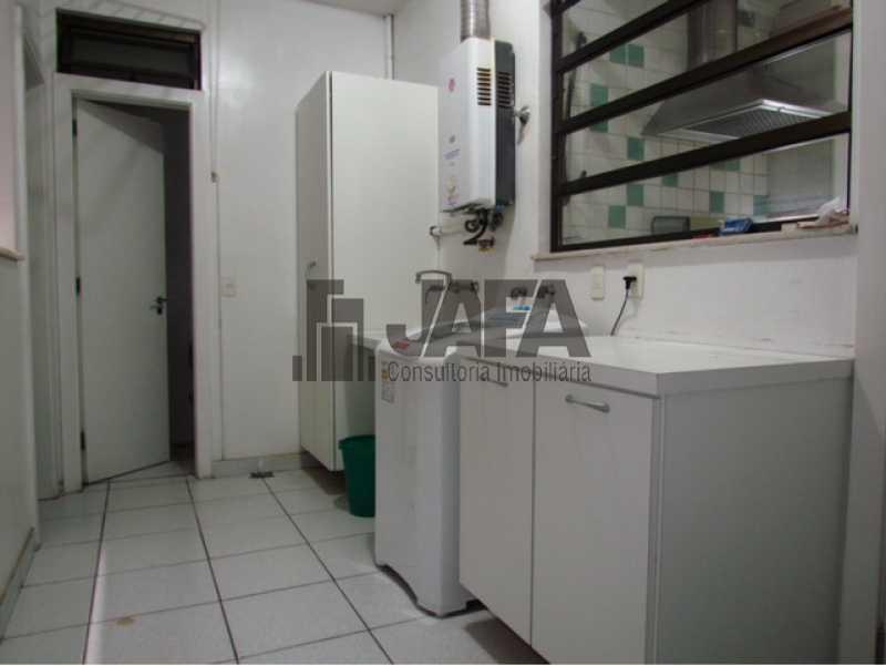 19 - Apartamento Leblon,Rio de Janeiro,RJ À Venda,3 Quartos,256m² - JA40978 - 20