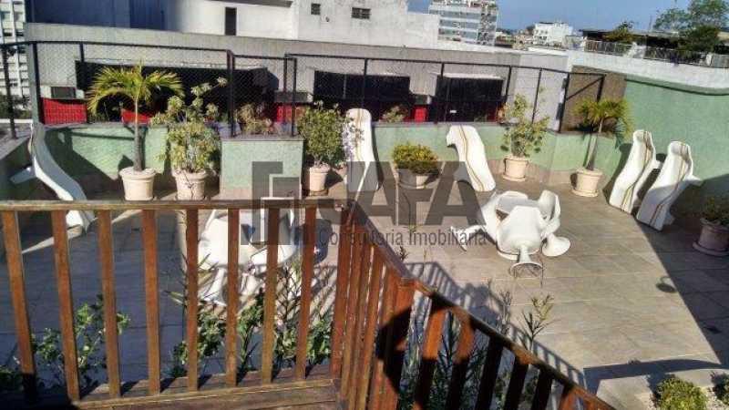 21 - Apartamento Leblon,Rio de Janeiro,RJ À Venda,3 Quartos,256m² - JA40978 - 22