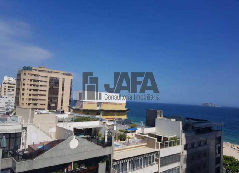 01 - Apartamento À VENDA, Leblon, Rio de Janeiro, RJ - JA40982 - 1