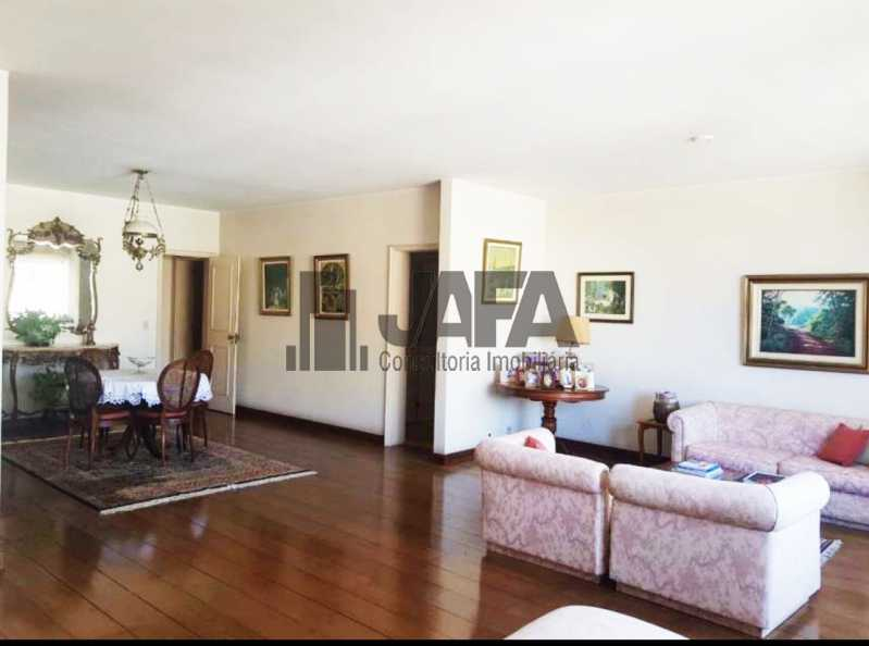 02 - Apartamento À VENDA, Leblon, Rio de Janeiro, RJ - JA40982 - 3