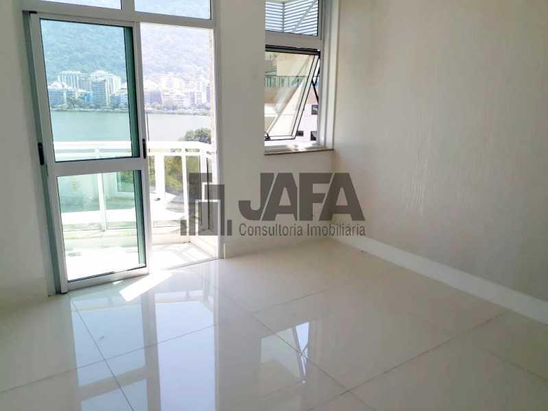 03 - Apartamento Lagoa,Rio de Janeiro,RJ À Venda,3 Quartos,129m² - JA31335 - 4