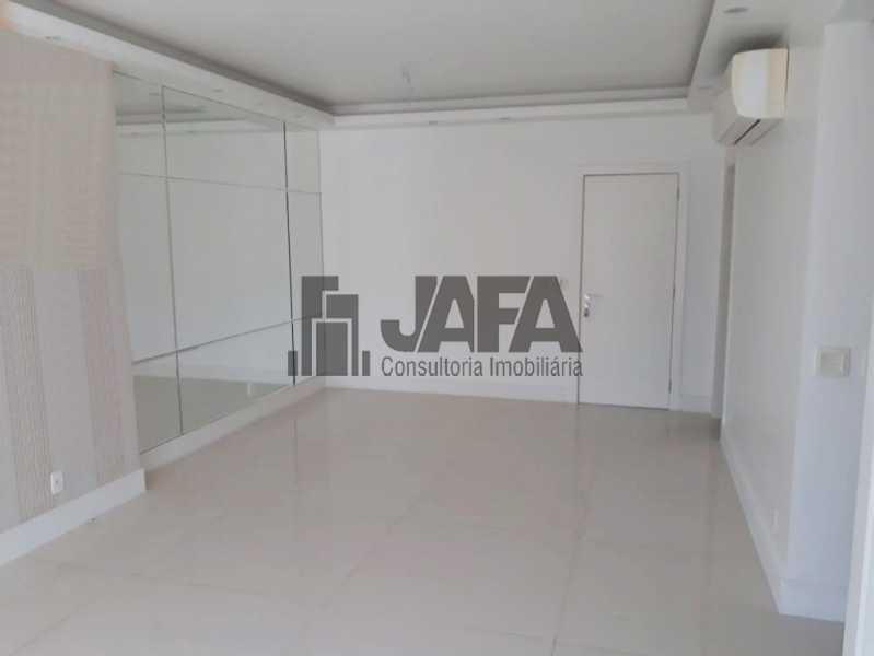 04 - Apartamento Lagoa,Rio de Janeiro,RJ À Venda,3 Quartos,129m² - JA31335 - 5