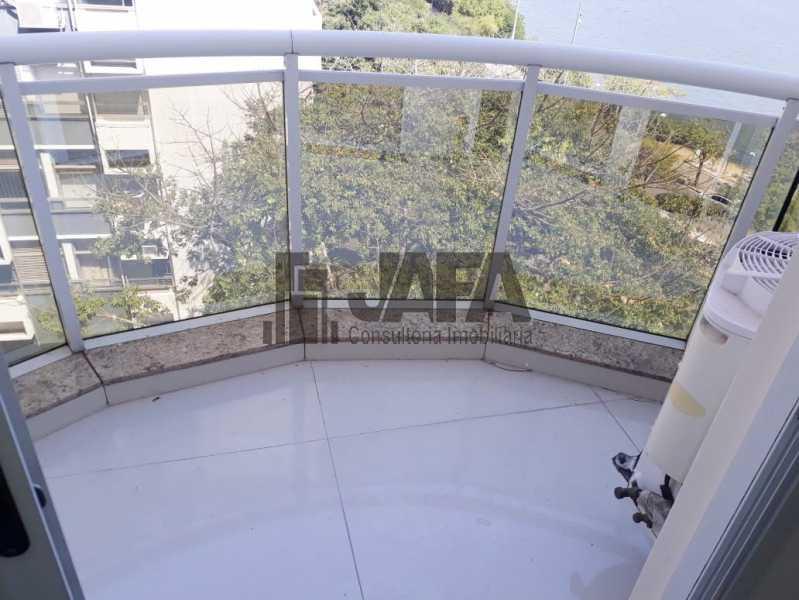 12 - Apartamento Lagoa,Rio de Janeiro,RJ À Venda,3 Quartos,129m² - JA31335 - 12