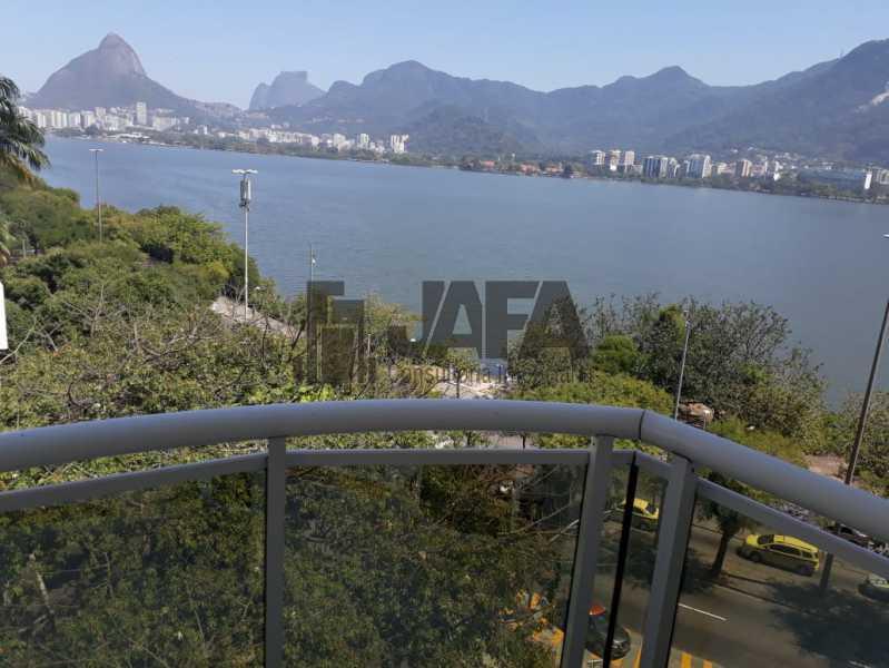 13 - Apartamento Lagoa,Rio de Janeiro,RJ À Venda,3 Quartos,129m² - JA31335 - 13