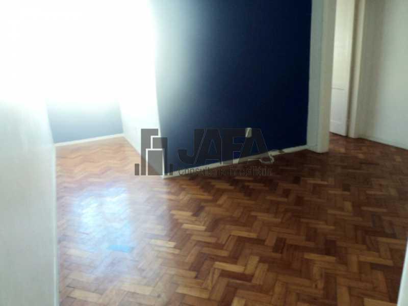 01 - Apartamento 1 quarto à venda Leblon, Rio de Janeiro - R$ 860.000 - JA10150 - 1