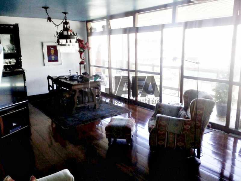 01 - Cobertura 3 quartos à venda Ipanema, Rio de Janeiro - R$ 5.950.000 - JA50435 - 1