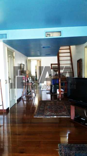 05 - Cobertura 3 quartos à venda Ipanema, Rio de Janeiro - R$ 5.950.000 - JA50435 - 5