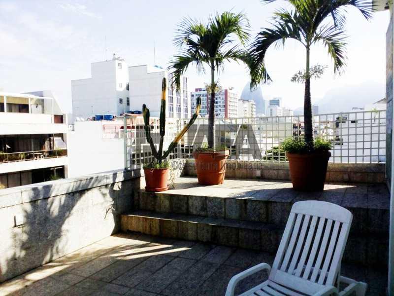 23 - Cobertura 3 quartos à venda Ipanema, Rio de Janeiro - R$ 5.950.000 - JA50435 - 23