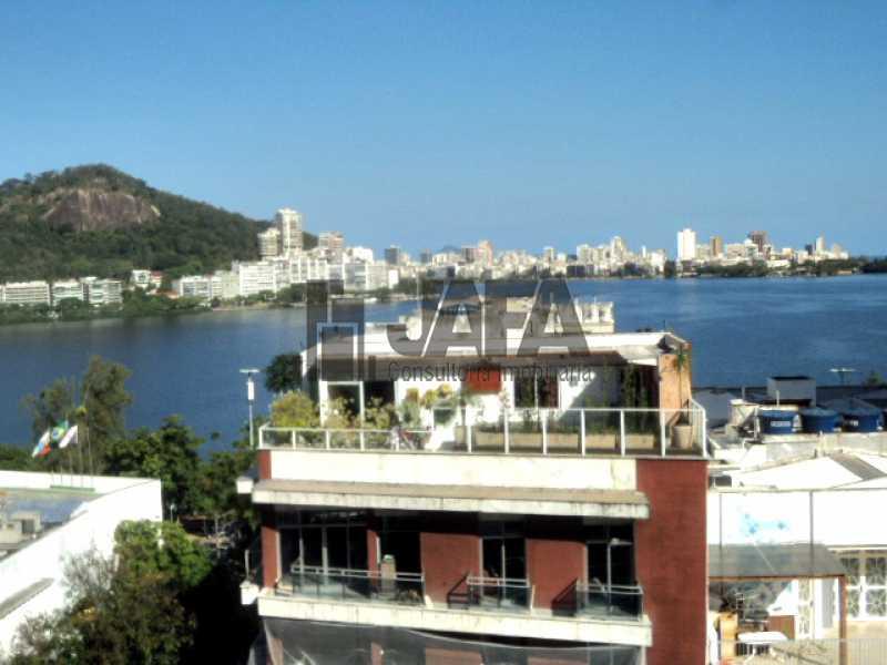 21 - Apartamento 4 quartos à venda Lagoa, Rio de Janeiro - R$ 3.470.000 - JA40993 - 1