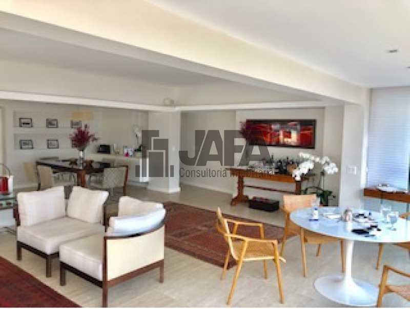 01 - Apartamento Lagoa,Rio de Janeiro,RJ À Venda,3 Quartos,200m² - JA40996 - 3