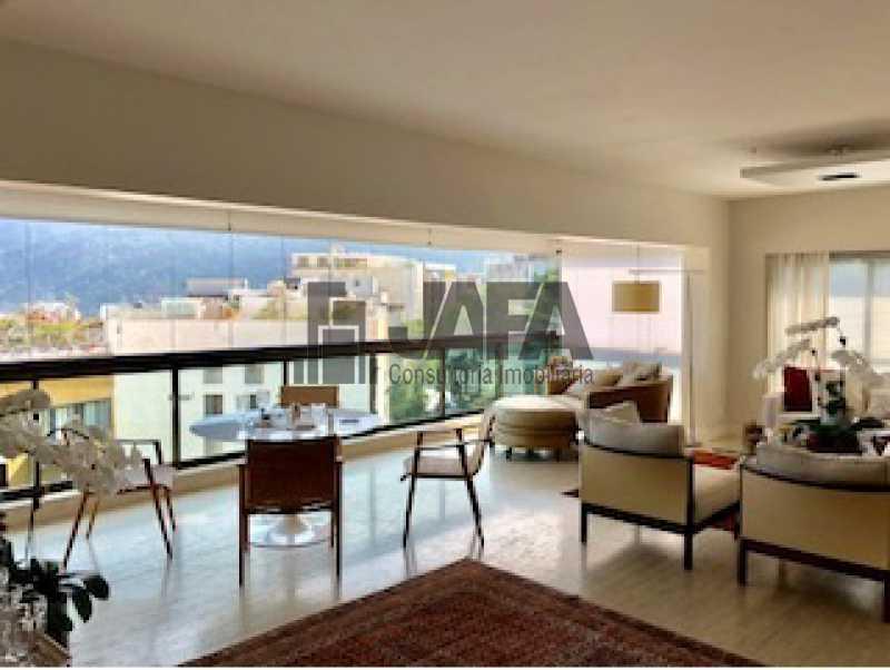 04 - Apartamento Lagoa,Rio de Janeiro,RJ À Venda,3 Quartos,200m² - JA40996 - 5