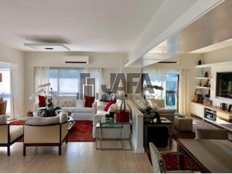 05 - Apartamento Lagoa,Rio de Janeiro,RJ À Venda,3 Quartos,200m² - JA40996 - 6