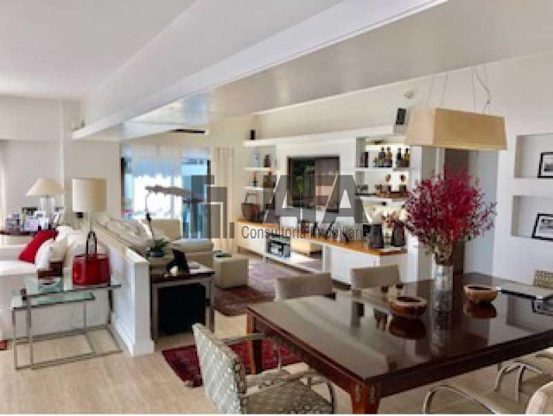 06 - Apartamento Lagoa,Rio de Janeiro,RJ À Venda,3 Quartos,200m² - JA40996 - 7