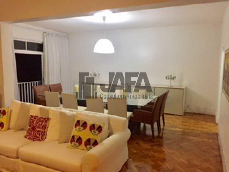 02 - Apartamento À VENDA, Ipanema, Rio de Janeiro, RJ - JA40998 - 1