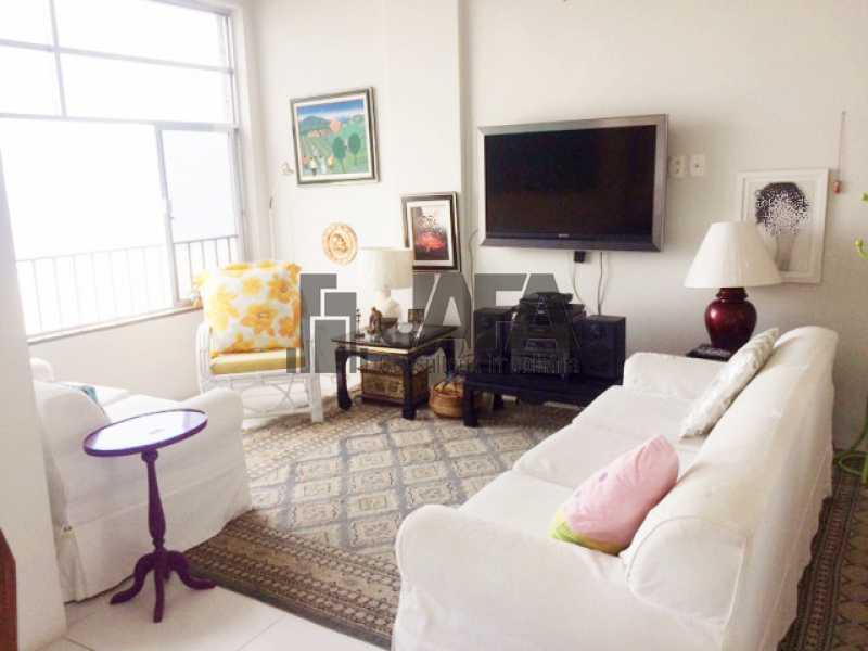 03 - Apartamento 3 quartos à venda Copacabana, Rio de Janeiro - R$ 2.200.000 - JA31349 - 4