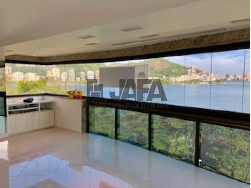 03 - Cobertura Lagoa,Rio de Janeiro,RJ À Venda,4 Quartos,317m² - JA50443 - 4
