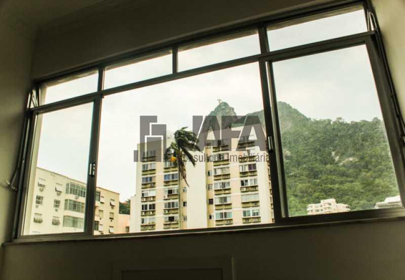 01 - Apartamento 3 quartos à venda Humaitá, Rio de Janeiro - R$ 970.000 - JA31354 - 1