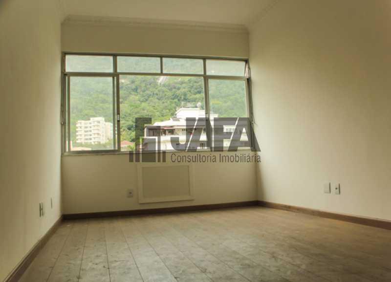 02 - Apartamento 3 quartos à venda Humaitá, Rio de Janeiro - R$ 970.000 - JA31354 - 3