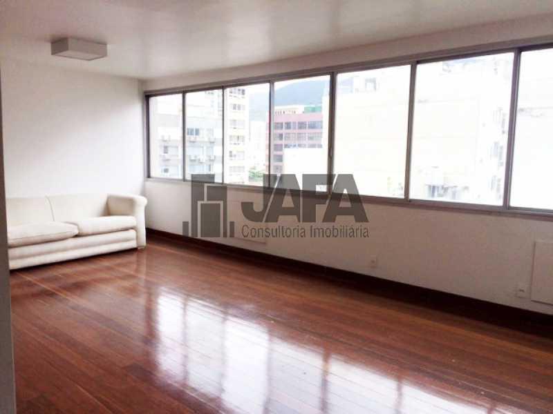01 - Apartamento 4 quartos à venda Leblon, Rio de Janeiro - R$ 4.200.000 - JA41005 - 1