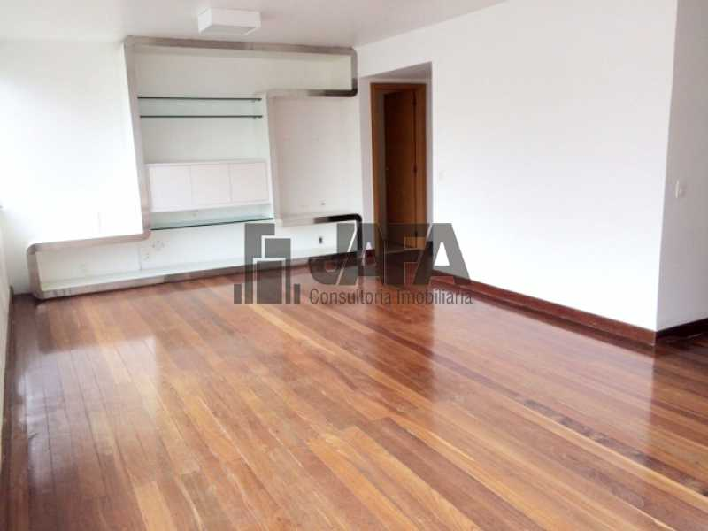 02 - Apartamento 4 quartos à venda Leblon, Rio de Janeiro - R$ 4.200.000 - JA41005 - 3