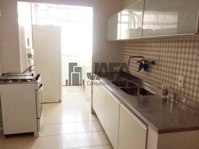 24 - Apartamento 4 quartos à venda Leblon, Rio de Janeiro - R$ 4.200.000 - JA41005 - 25