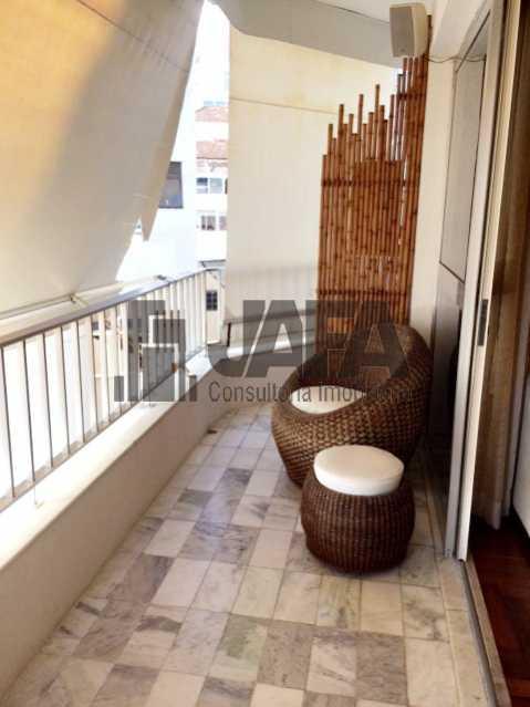 01 - Apartamento Lagoa,Rio de Janeiro,RJ À Venda,3 Quartos,152m² - JA31357 - 1