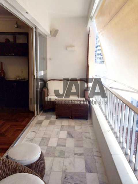 02 - Apartamento Lagoa,Rio de Janeiro,RJ À Venda,3 Quartos,152m² - JA31357 - 3
