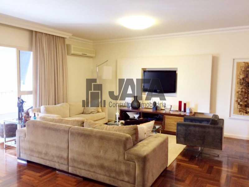03 - Apartamento Lagoa,Rio de Janeiro,RJ À Venda,3 Quartos,152m² - JA31357 - 4