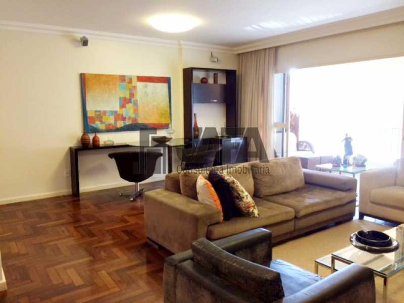 04 - Apartamento Lagoa,Rio de Janeiro,RJ À Venda,3 Quartos,152m² - JA31357 - 5